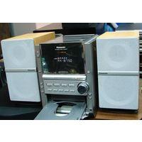 Panasonic sc - pm18 (Япония)