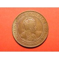 1 цент 1909 года