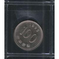 100 вон 1996 Республика Корея. Возможен обмен