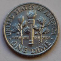 США, 1 дайм 2003 г. Р