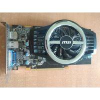 Продам видеокарту PCI-Ex MSI RADEON HD 5770 1 Гб GDDR5