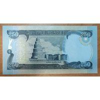 250 динаров 2003 года - Ирак - UNC