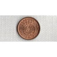 Тимор 50 сентаво 1970 //(D)