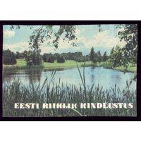 Эстония Озеро