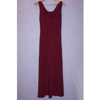 Платье длинное размер 44-46