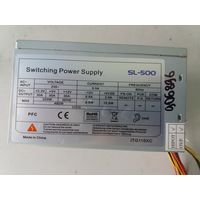 Блок питания Inter-Tech SL-500 500W (906896)
