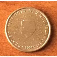 Нидерланды, 1 евроцент 2004