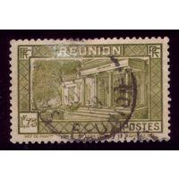 1 марка 1933 год Реюньон 147