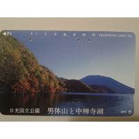 Япония природа, берег моря