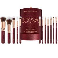 Лимитированный набор кистей Zoeva Share Your Radiance Brush Vault