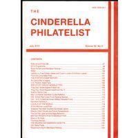 Журнал Cinderella Philatelist Великобритания июль 2010 А4 формат 48 страниц лот РАСПРОДАЖА
