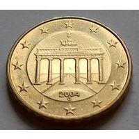 10 евроцентов, Германия 2004 G
