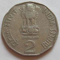 Индия, 2 рупии 1994 г