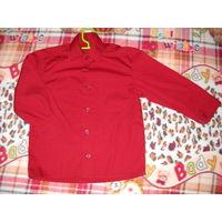 Рубашка 98-104 в идеале