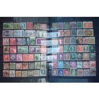 Подборка старых марок Штатов и Рейха (1875-1960 гг) с Дефектами! С 1 копейки.