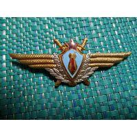 Нагрудный знак. Летчик-штурман 1 класса. ВВС СССР.