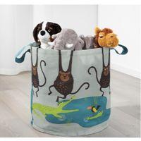 Мешок корзина для игрушек и белья детская , новая