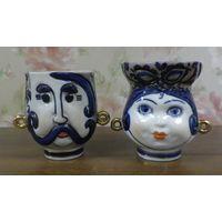 Чашки Карась и Одарка автор Трегубова Коростень