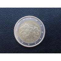 Финляндия 2 евро 2010 г.
