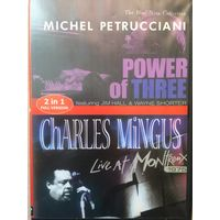DVD MICHEL PETRUCCIANI\CHARLES MINGUS