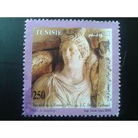 Тунис 2005 статуя 2-й век