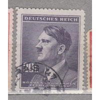 Германия Рейх Богемия и Моравия Адольф Гитлер Известные люди 1942  год  лот 6