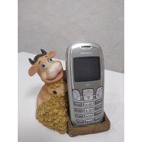 Подставка для телефона с рабочим телефоном siemens