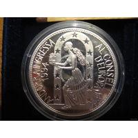 Ингресса 1994, серебро; Андорра; обмен возм