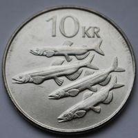 Исландия, 10 крона 2008 г