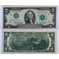 2 доллара США, 1976 H