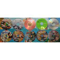 Домашняя коллекция In'сталяшных дисков ЛОТ-1