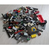 Лего. Brick и др... Вес: примерно 800 грамм. Элементов: более 250 шт...