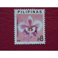 Филиппины  2004г. Цветы.