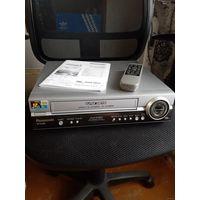 Видеомагнитофон Panasonic NV-SJ3OAM.