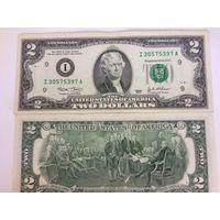 2 доллара США 2003 года I 30575397 A