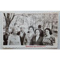 Партизаны  спецшкола  ЦШПД  фото на память  размер 9х12  см