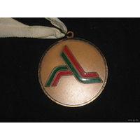 Международные соревнования по легкой атлетике.Италия.Рим.1984г .