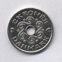 Дания, 2 кроны 2000 г.