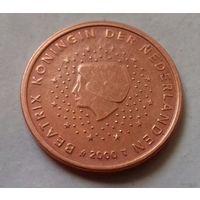 5 евроцентов, Нидерланды 2000 г., AU