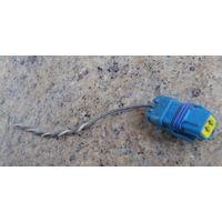 101145 Citroen C5 01-04 коннектор 2пин