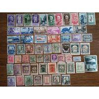 Итальянские колонии. Много редких и дорогих марок. Высокая цена каталога. Аукцион без минимальный цены с рубля