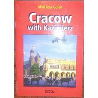 Cracow with Kazimierz.  Mини туристический путеводитель. Tessa. 32  стр.