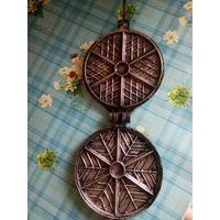 Форма для печенья(вафель)