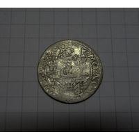 Грошен Магдебург. 1573г.  Из старой коллекции. С 1 коп.