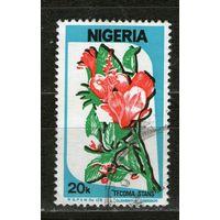 Нигерия. Гашеная. Лот-6