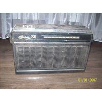 Радиоприемник Спидола 321 на запчасти