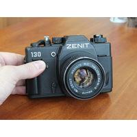 Фотоаппарат Зенит 130, МС Гелиос 44М-5