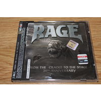 Rage - From The Cradle To The Stage - 2 CD