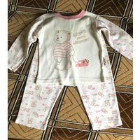 Пижамки для девочки, 1,5-3 года