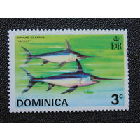 Доминика. Фауна.